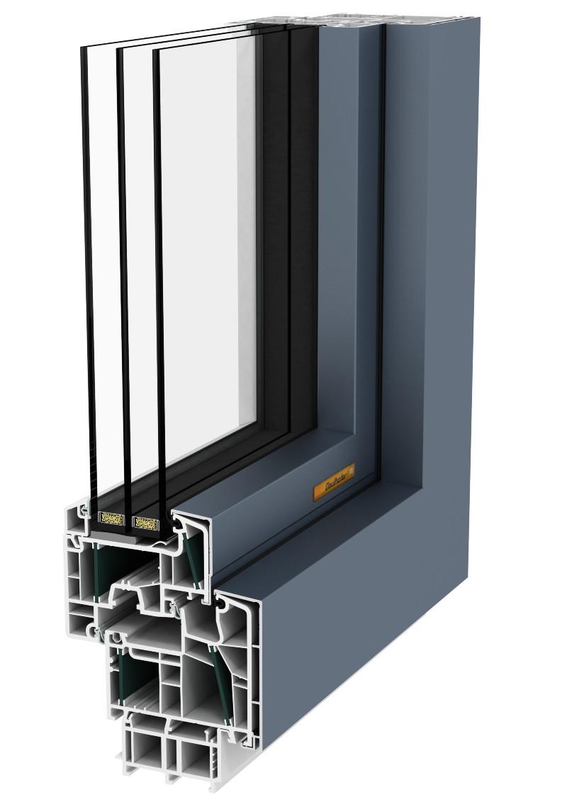 produkte fenster kunststoff energyline 91. Black Bedroom Furniture Sets. Home Design Ideas